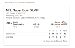 How Google Won the Super Bowl