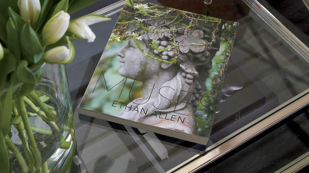 Ethan Allen Muses catalogue
