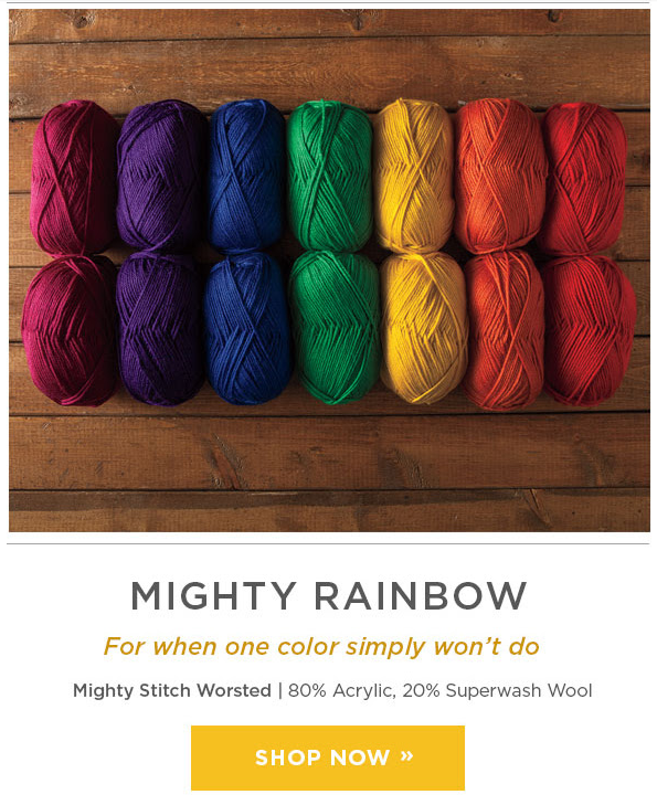 Example of KnitPicks email newsletter