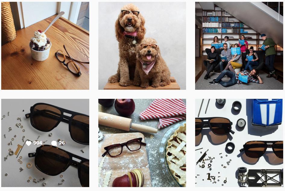 Instagram for Inbound Marketing, example