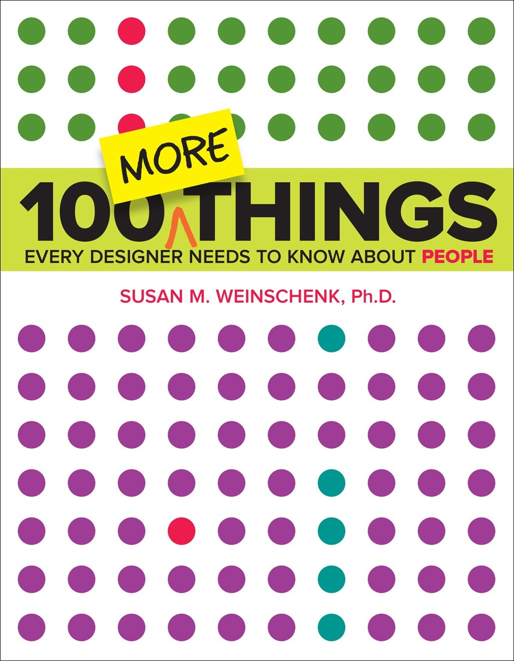 100 More Things Every Designer Needs To Know About People, cover