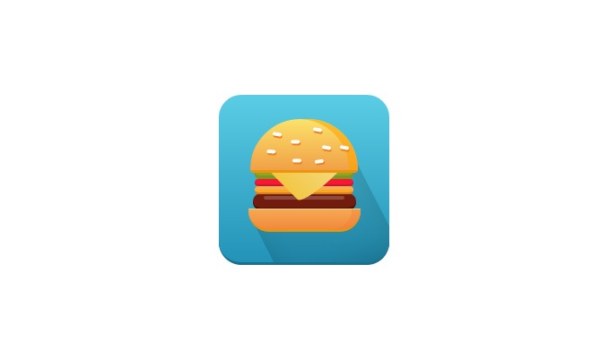 A hamburger icon...but not for menus.