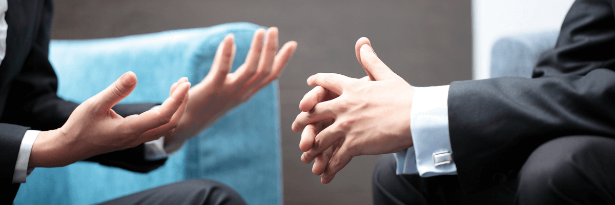 Understand body language and match their communication style.