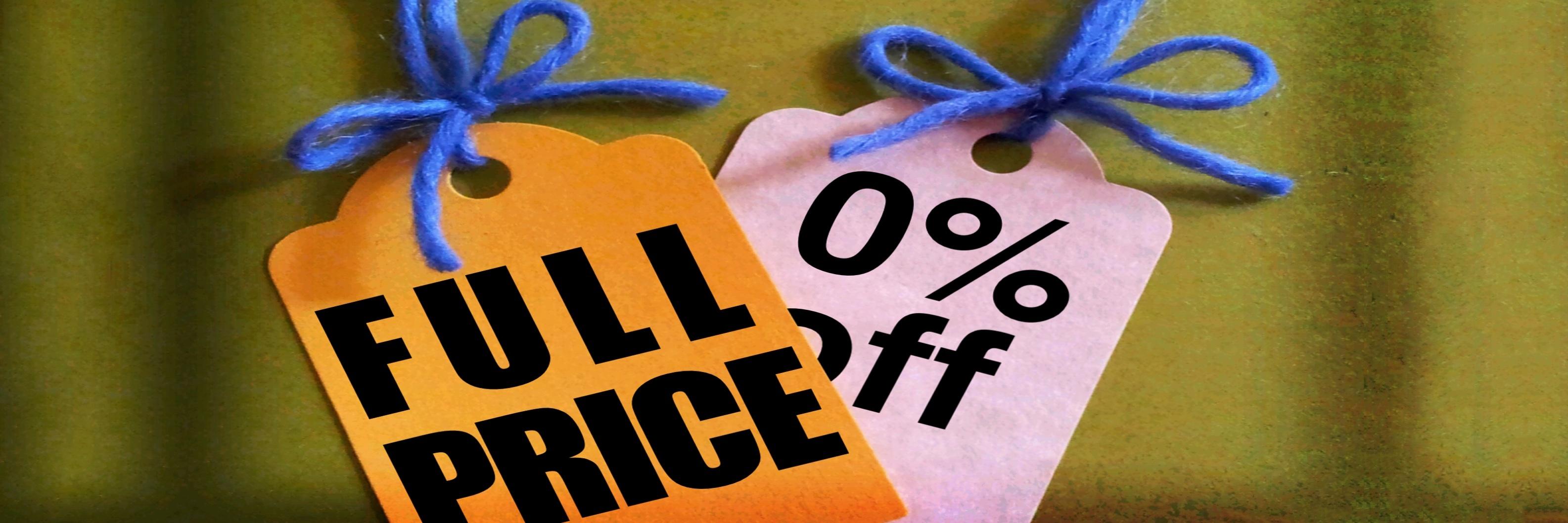 4 Foolproof Discount Pricing Strategies