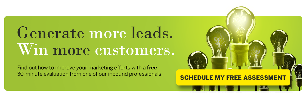 Request your FREE 30-minute marketing assessment today!