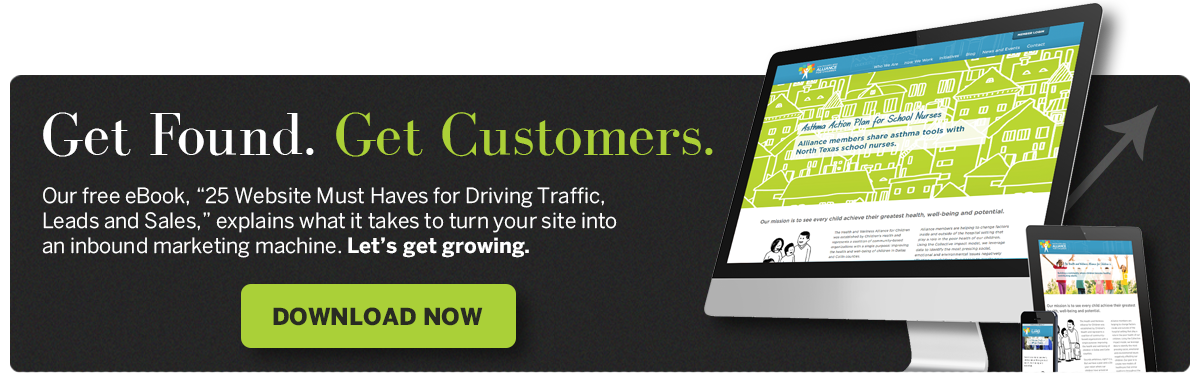 25 Website Must Haves for Driving Traffic, Leads, and Sales