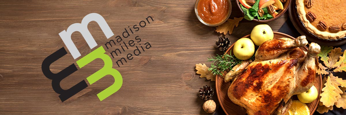 7 Things We're Thankful for at madison/miles media